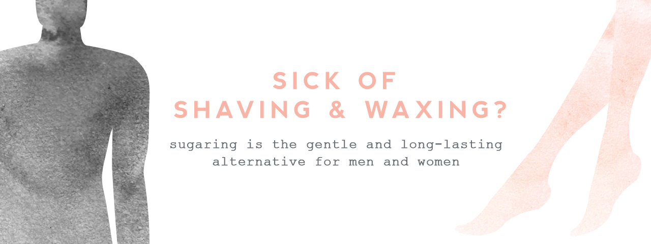Sugaring vs Waxing in Philadelphia